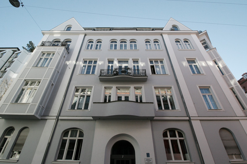 Kosch Werbeagentur München Ainmillerstrasse 7 Front